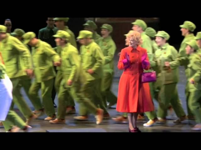 Опера Никсон в Китае. Постановка Джона Адамса