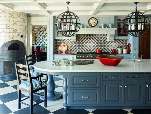 Великолепная кухня! Фотограф Eric Piasecki: горные дома  Смотреть все...