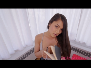 Meana wolf - fuck my ass daddy (7/7/17) meana's first anal scene! blackmail fantasy, anal, pov, gape, creampie, incest