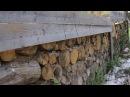 Как я строю дом из глиночурки - 2
