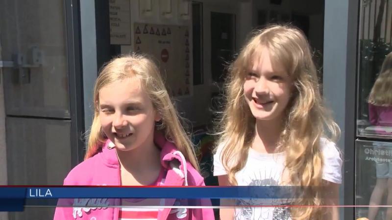 Échange scolaire entre des élèves de Monaco et de Finlande