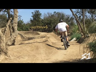 Dylan Stark / Sheep Hills / S1 Helmets // insidebmx