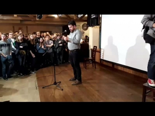 Открытие предвыборного штаба Навального Пермь