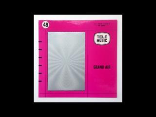 [Full Album] Alan Feanch, Pierre Dutour, Bernard Lubat - Grand Air LP (Tele Music, 1975) KPM, Bruton