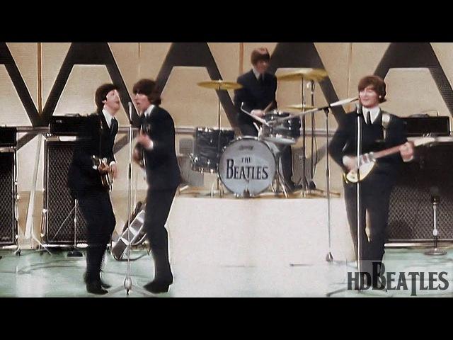The Beatles Help 11 June 1965 Английская Королева Елизавета Наградила Орденом Британской Империи Музыкантов Группы The Beatles