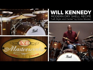 "Will Kennedy: ""Left, Right, and Center"" by Victor Wooten"