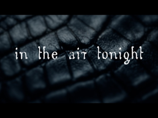 In This Moment - In The Air Tonight [Official Lyric Video]