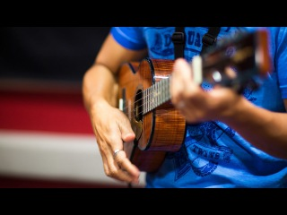 Jake Shimabukuro 'Dragon'   Live Studio Session