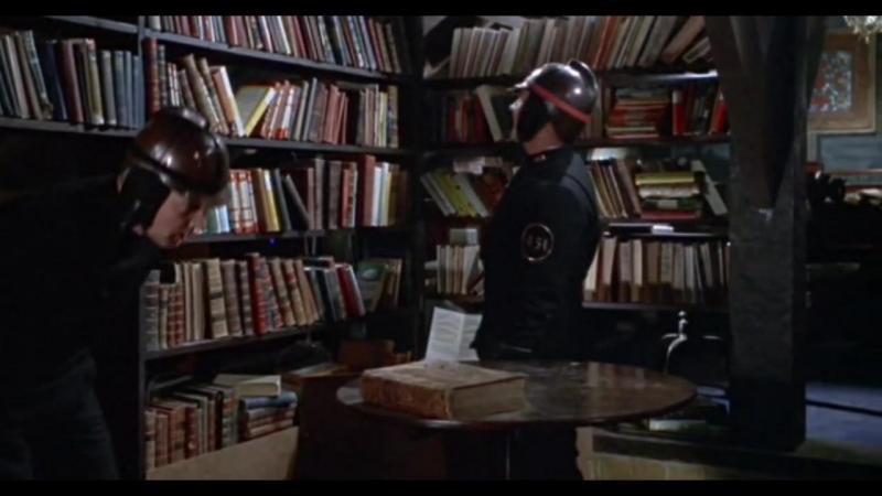 Fahrenheit 451 Quelli che leggono i libri vogliono iniziare a vivere in modo diverso