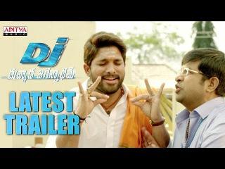 DJ - Duvvada Jagannadham Latest Trailer    AlluArjun, Pooja Hegde, Harish Shankar, DSP