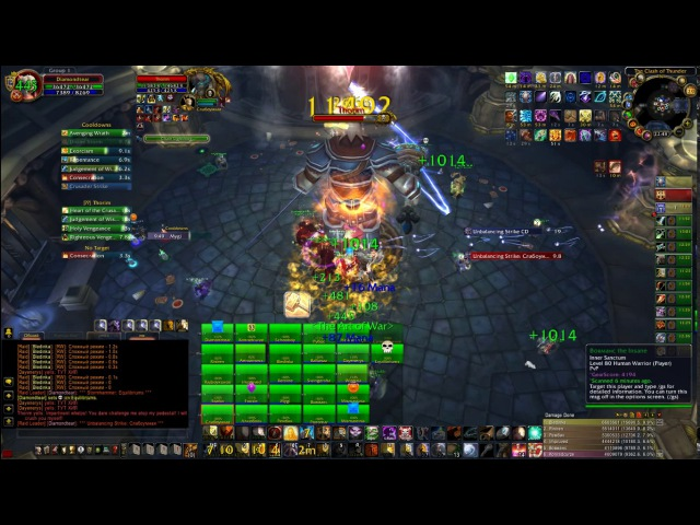 Ulduar Heroic Easy Mode Part 2(25 player) by Inner Sanctum