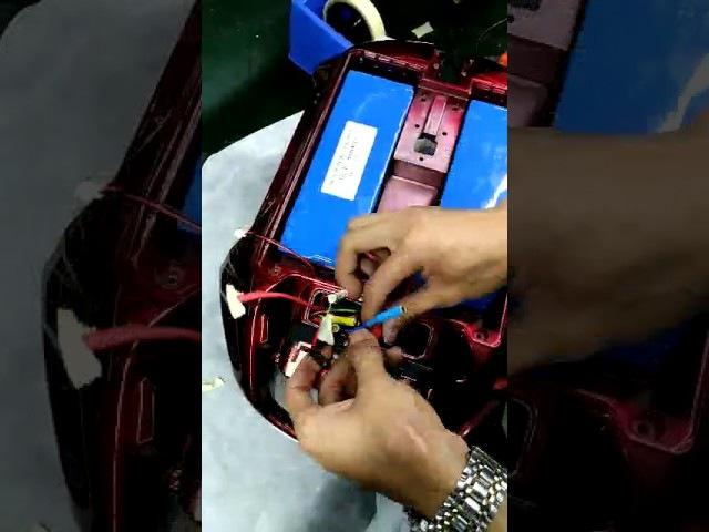 Rockwheel GT16 извлечение контроллера
