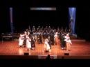 Tuustep tantsib RTA Kajakas, tantsu autor Roland Landing, muusika rahvalik