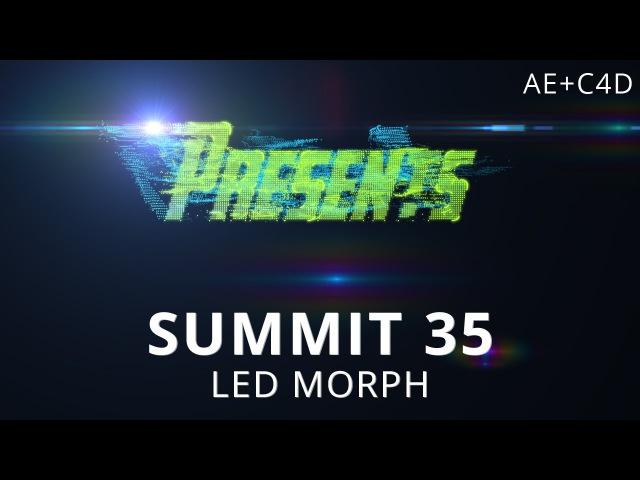 Summit 35 LED Morph Cinema 4D
