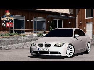 ETS2  BMW 520D Premium E60 & BMW M5 E60 Pack