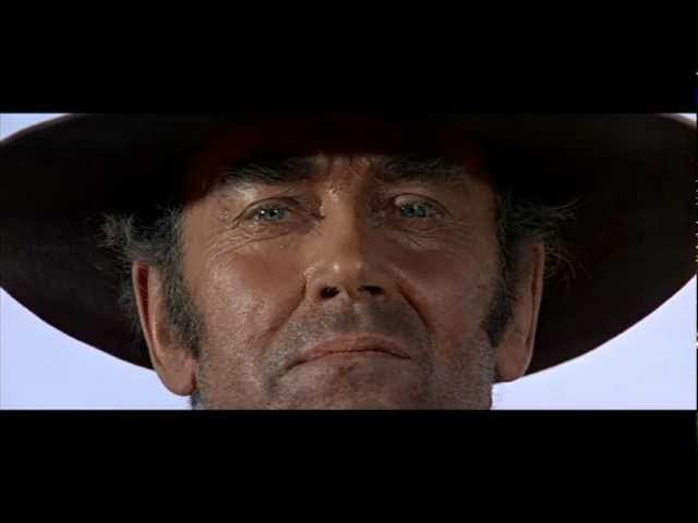 Once Upon a Time in the West The Massacre of McBain Family