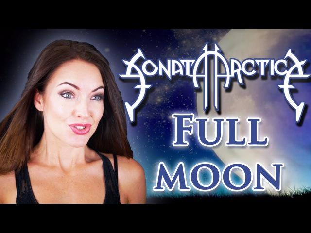 Sonata Arctica Fullmoon 🌕 Cover by Minniva featuring Quentin Cornet
