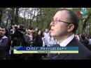 Факельное шествие студентов-медиков в Москве 3.05.2012