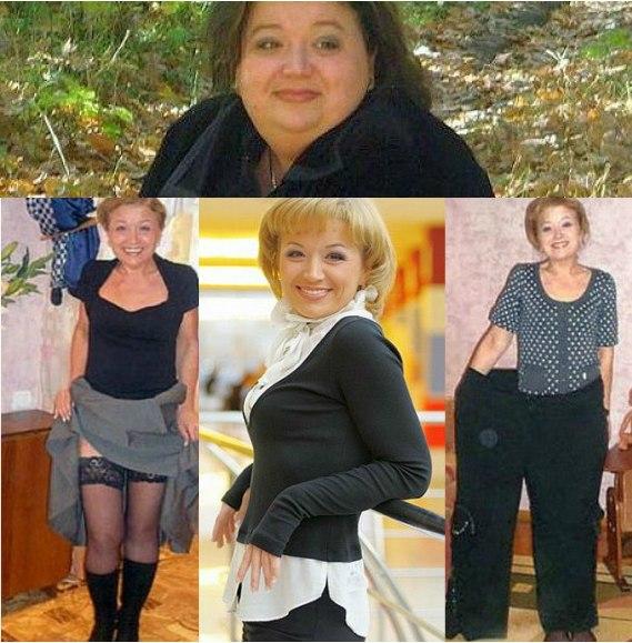 Светлана история похудения