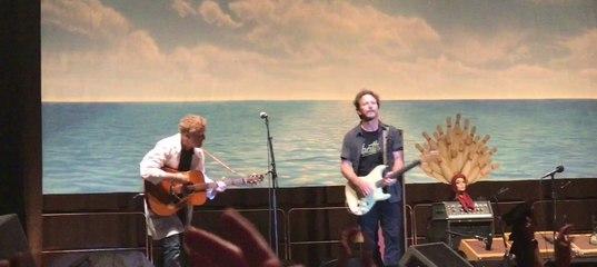 Eddie Vedder 27 mei 2017 AFAS Live Amsterdam