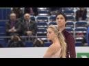 Marjorie LAJOIE : Zachary LAGHA CAN ISU JGP Final Ice Dance Free Dance Nagoya 2017