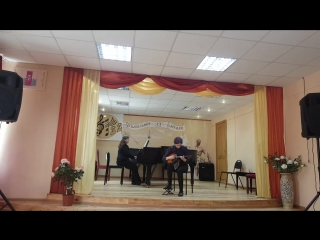 Левко Колодуб. Концерт для домри та камерного оркестру, I частина.