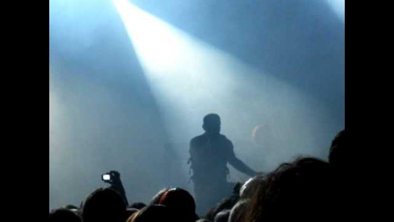 Megaherz - Beiß mich, live @ Christmas Metal Festival, Lichtenfels 12.12.09