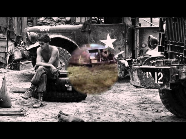 Boonie Rat Song by Chuck Rosenberg Vietnam War Montage