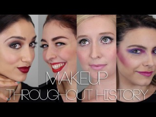 Makeup Throughout History | 4 Iconic Eras of Beauty