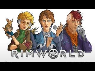 RimWorld OST Music Mix - Calm Western Instrumental Ambient Sci-Fi Cowboy Guitar Music