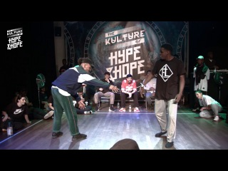 MA2T  VS JMK | SEMI FINAL HIPHOP | The Kulture of Hype&Hope | Wind edition 2017