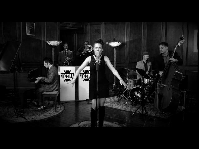 Nothing Else Matters Postmodern Jukebox ft 15 Year Old Caroline Baran Metallica Cover