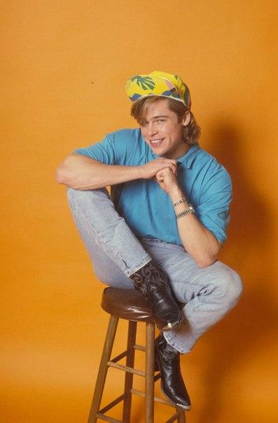 Брэд Питт, 1988