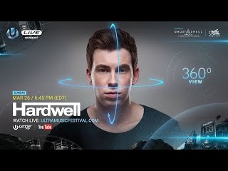 Hardwell at Ultra Music Festival 2017 (a LIVE 360 Degree Experience)