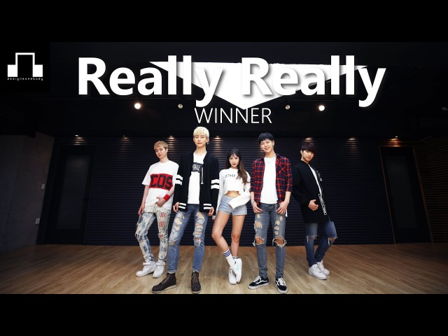 Winner(위너) - Really Really / dsomeb Choreography Dance