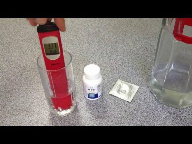 H500 и Микрогидрин (опыты)