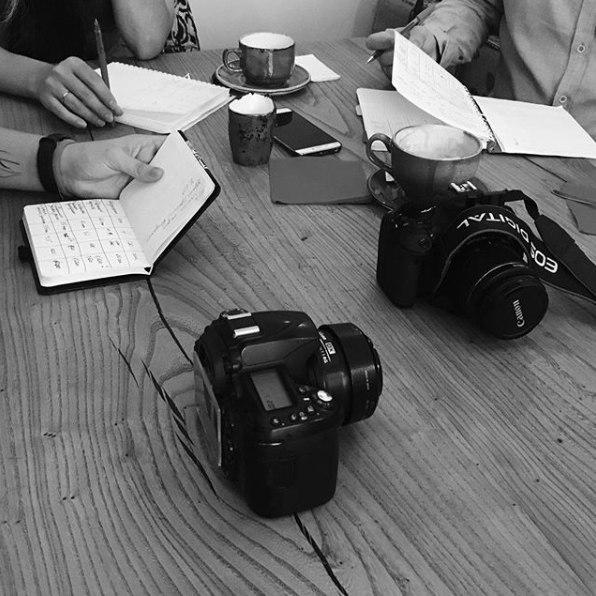 Что изучают на фотокурсах