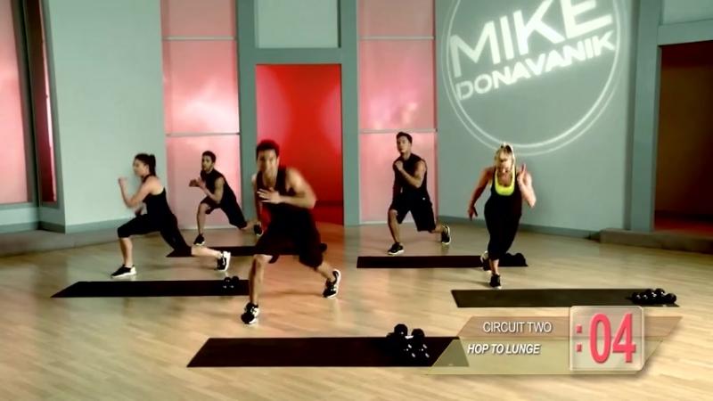 Mike Donavanik Metabolic Сonditioning Workout 1