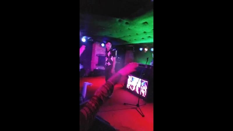 180419 Kidoh Her @ Rockbottom 2018 Live in Europe in Warsaw