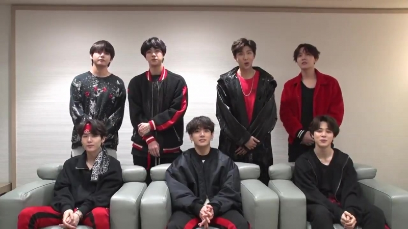 応援メッセージ 第3弾 主題歌を歌う BTS 防弾少年団の皆さん 全米アルバムチャート1位獲得おめでとうございます 今回のメッセージではメンバーそれぞれが好きなポーズと