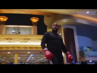 UFC 226_ Daniel Cormier open workout