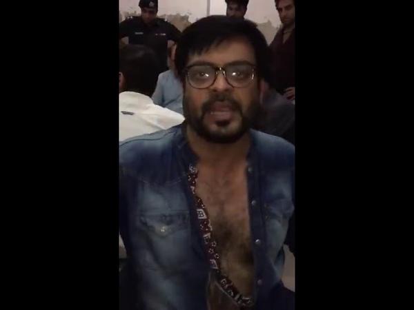 Dr Aamir Liaquat ki Khoob Pitai Hogai WORLD NEWS