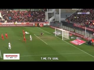 Дижон 1:3 Марсель | Обзор матча