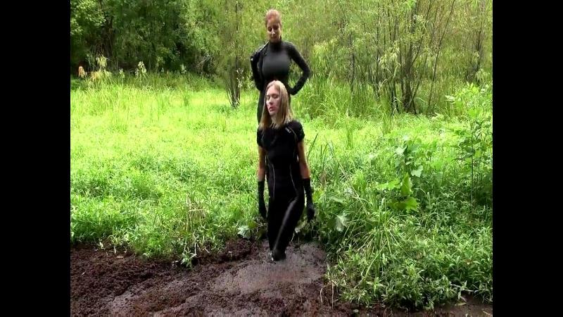 опасное болото