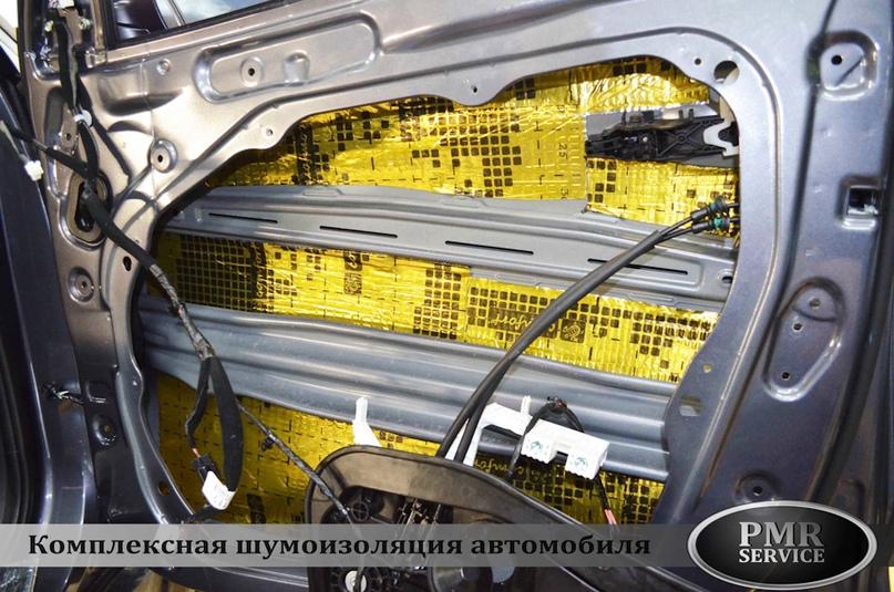 Шумоизоляция Hyundai Tucson, изображение №7