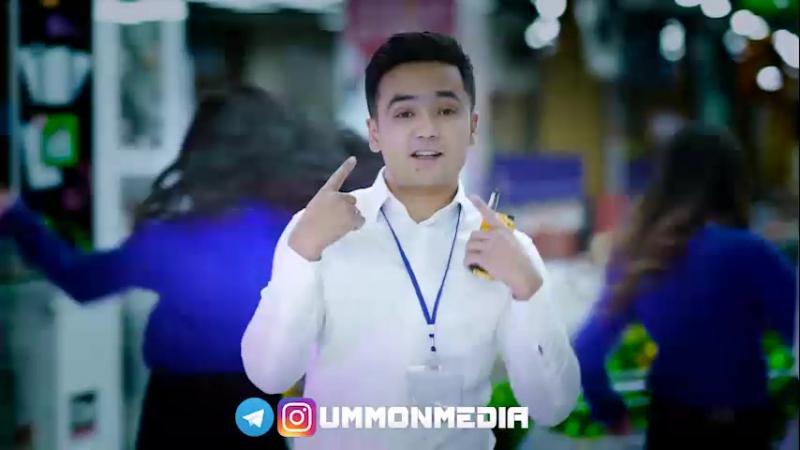 Ummon Osmondagi Oy HD Уммон Осмондаги ой КЛИП 2018