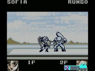 Battle arena toshinden (1996, game boy)