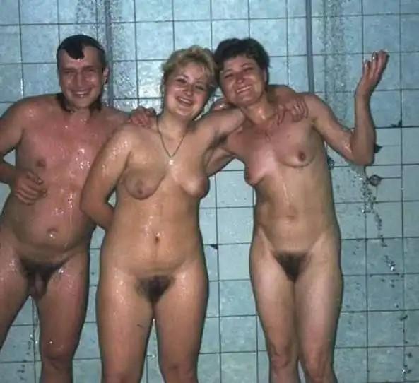 ли, в общей бане женщины и мужчины моются вместе фото должен заботиться