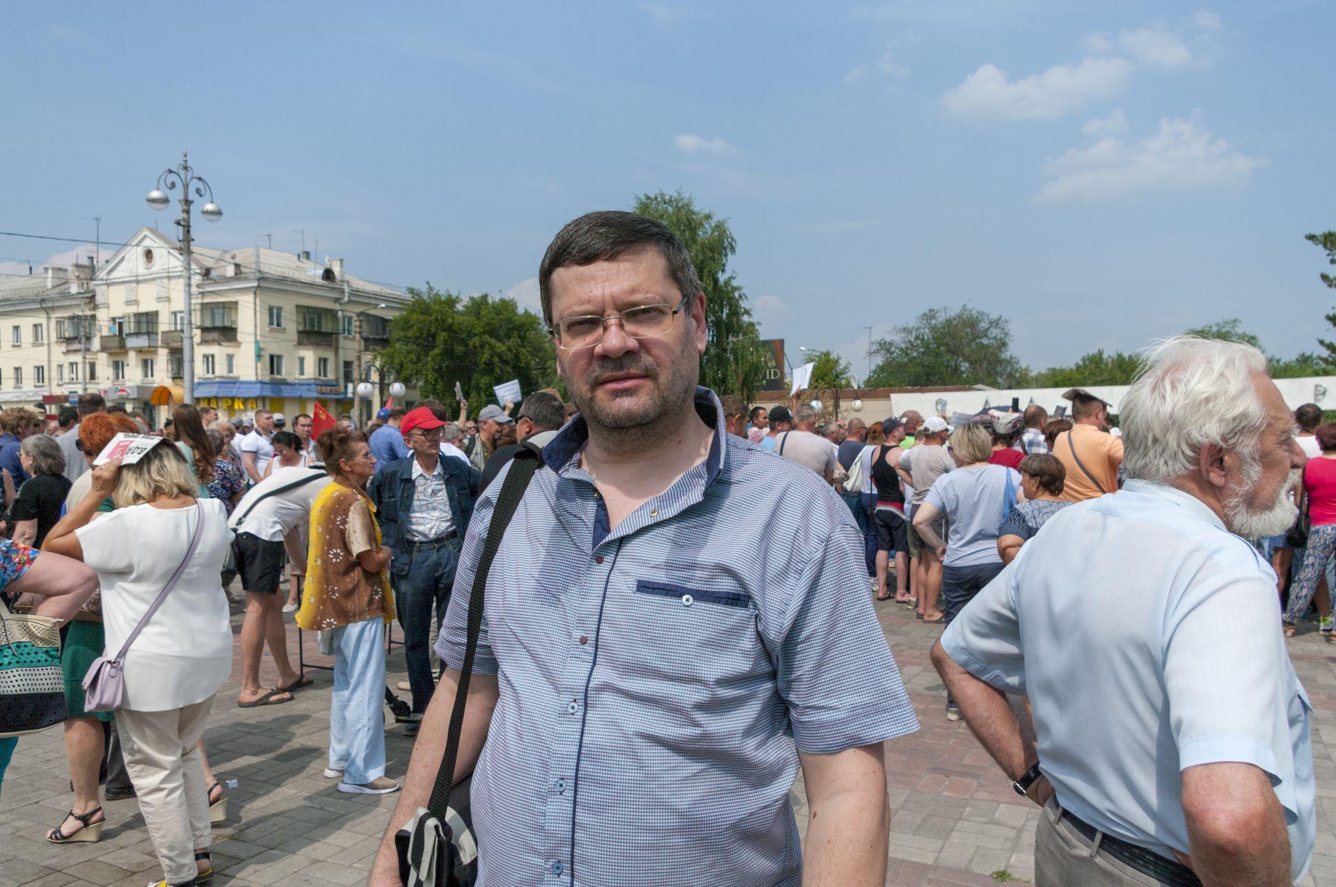 Евгений Колонюк о практической деятельности по ЖКХ-контролю