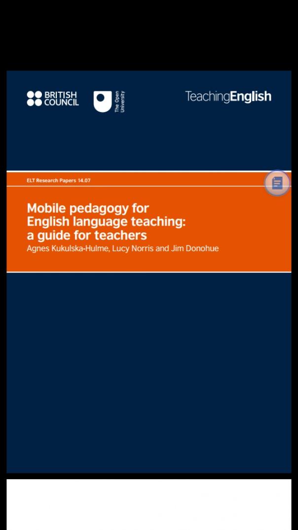 Mobile pedagogy for ELT FINAL v2